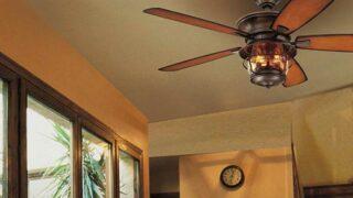 I migliori ventilatori a soffitto con luci