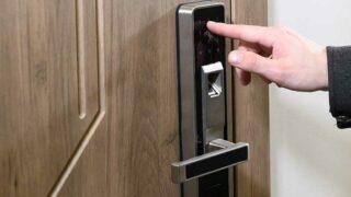 migliori serrature biometriche