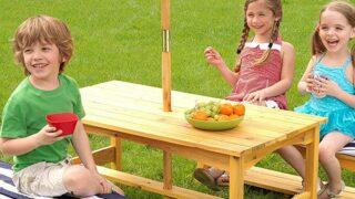 migliori tavoli da picnic per bambini